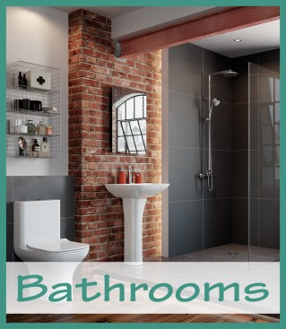 The Studio at Palladium Kitchen Bathroom and Bedroom Design Kingsbridge Devon / St Levan Road Plymouth / Bathrooms