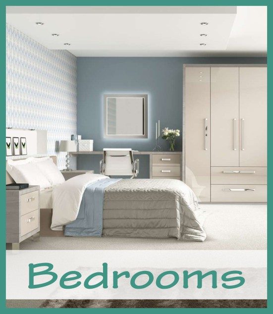 The Studio at Palladium Kitchen Bathroom and Bedroom Design Kinbsbridge Devon / St Levan Road Plymouth /Daniella Bedroom