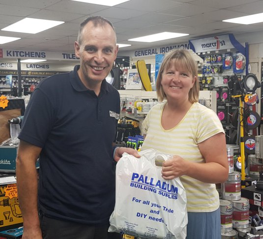 Palladium helps Local Primary School