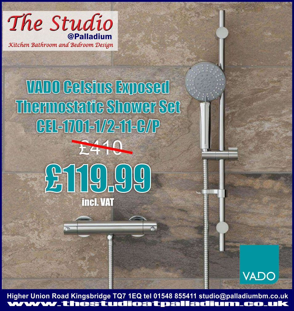 Vado Celsius Shower